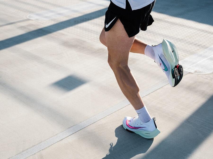 Nike Air Zoom Alphafly NEXT% - Der Rekord-Laufschuh im Test
