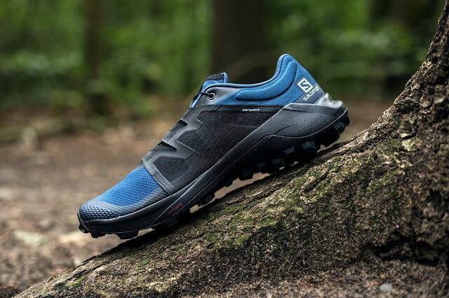 Der Salomon Wildcross Trailrunning Schuh überzeugt mit direktem Laufgefühl und GTX Membran im Obermaterial