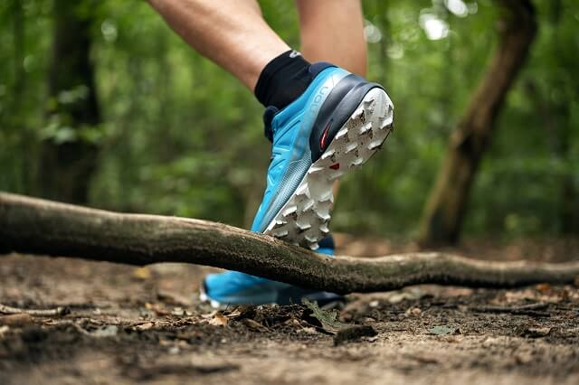 Die Salomon Cross Trailrunning Schuh im Test 2020
