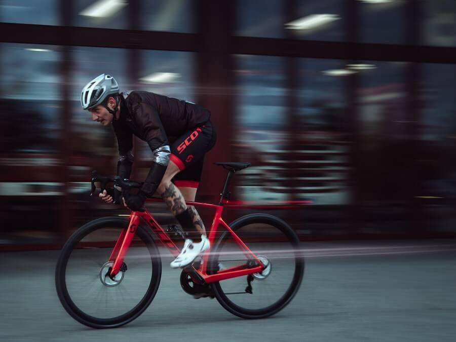 Scott REFLECTIVE - Radfahren in der Nacht neu gedacht