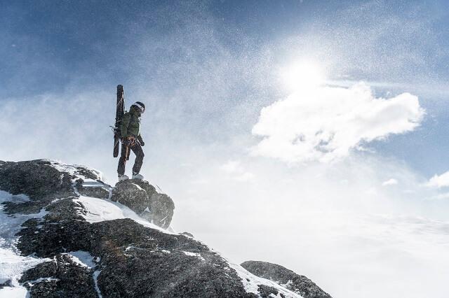 Der Sweet Protection Ascender MIPS Skitouren Helmet ist der perfekte Begleiter für alle Mountain Sportler und Ski Sportler