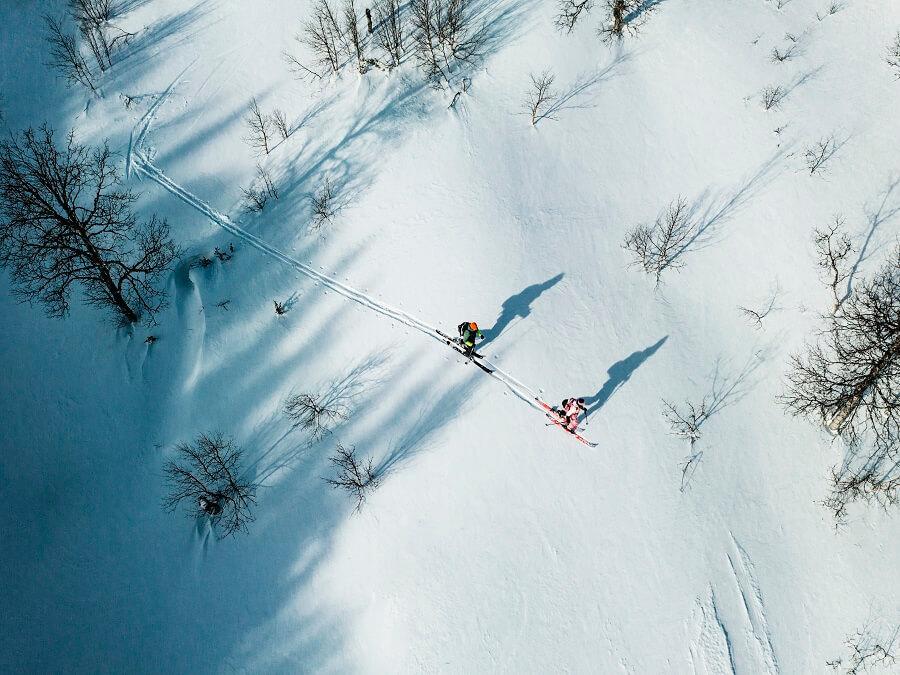 Freeride- und Skitourenbekleidung von Peak Performance im Test