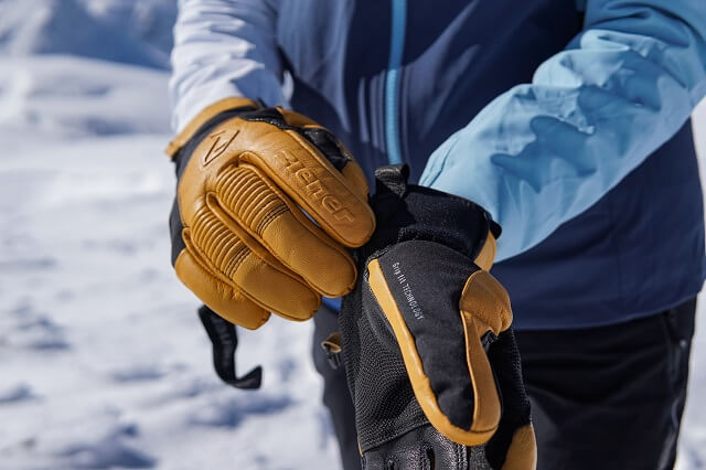 Die Ziener Ganzenberg AS AW Glove Ski Alpine im Test