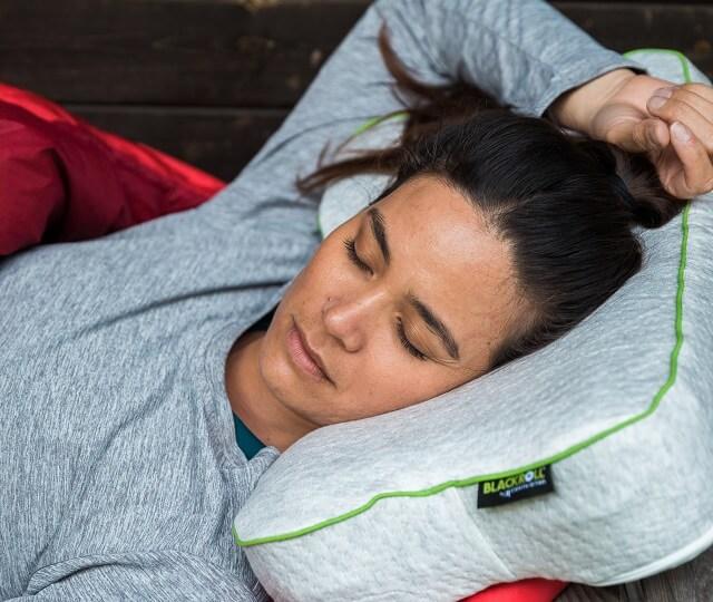 Das Blackroll Recovery Pillow im Test 2020