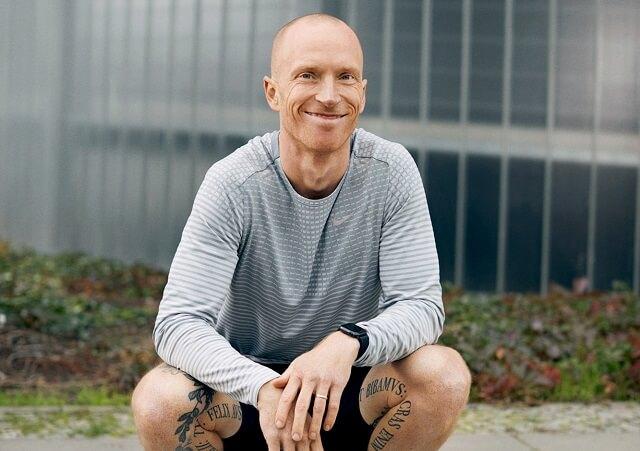 Lauf Coach Lucas Przygodda motiviert und trainiert euch in der Nike Running Club App mit den Ausio Guided Runs für die beste Leistung in euren Training Workouts