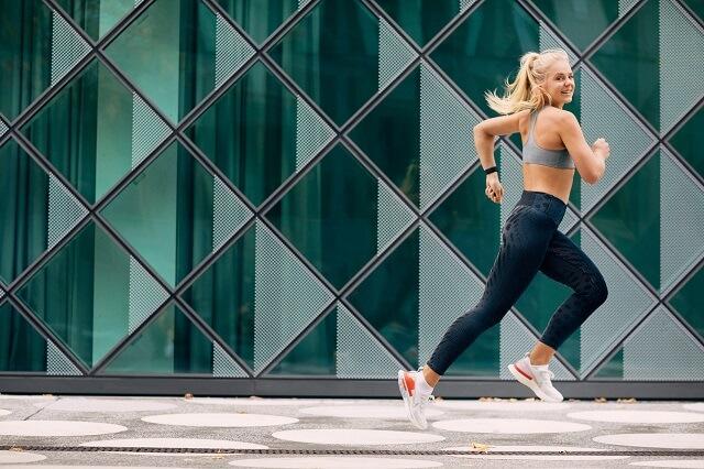 Nike Running Apps Coach Maren Schiller hilft euch mit Audio Guided Runs das beste aus eurem Training 2020 herauszuholen