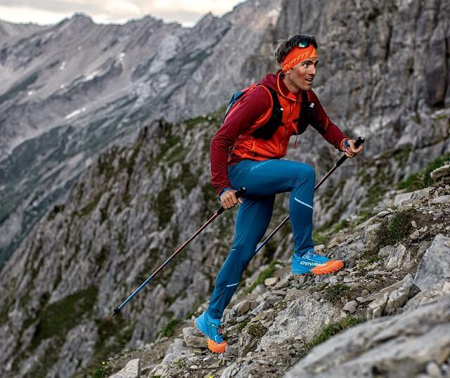 Die perfekte Outdoorbekleidung von Dynafit Limitless und Athletic Mountaineering 2021