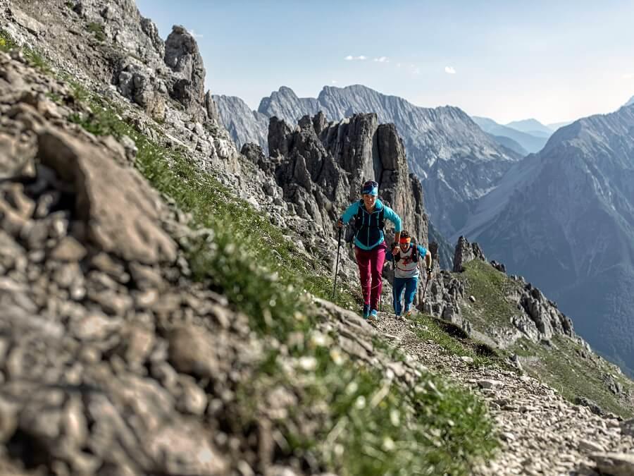 Die Dynafit Athletic Mountaineering Kollektion im Test