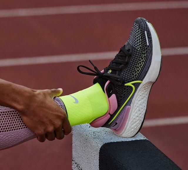 Sicheres Laufen mit den Nike ZoomX Invincible Run Laufschuhen 2021
