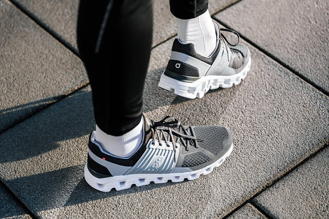 Die On Running Cloudswift Schuhe im Lauf Test 2021