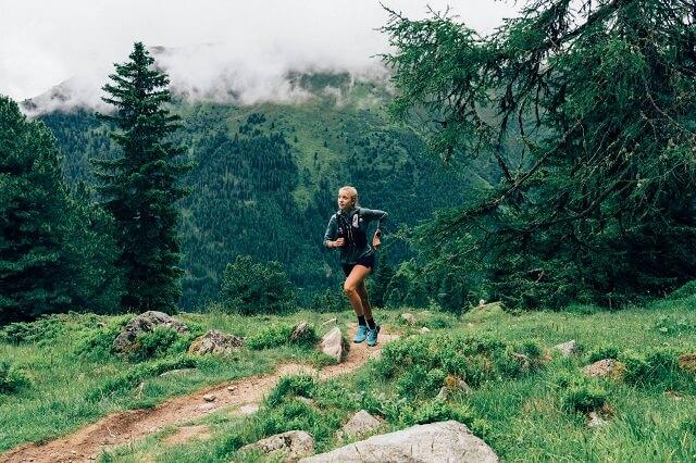Mit den The North Face Vectiv Trailrunningschuhen bist du bereit die Trails 2021 zu laufen