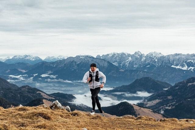 Trailrunning ist ein Lauf im Gelände was den Körper beim Laufen stark beansprucht und trainiert