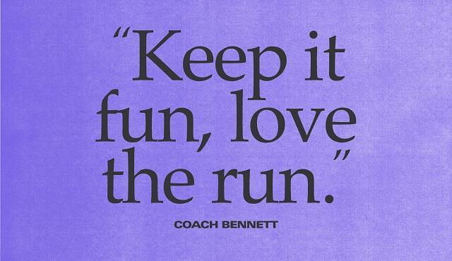 Der Slogan von den Nike Air Zoom Pegasus 38 Laufschuhen ist Keep it fun love the run