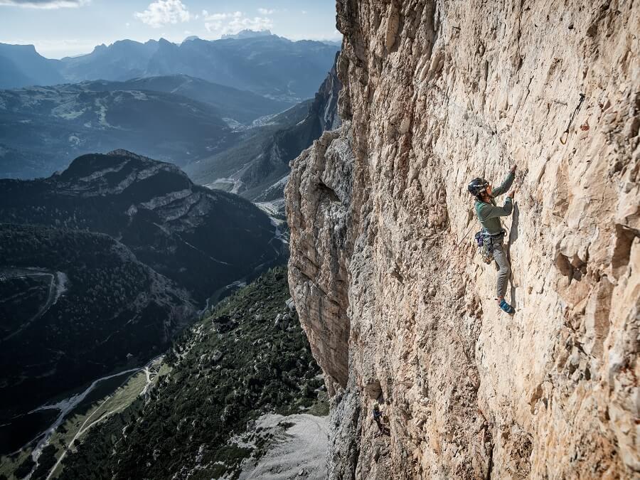 Die Kollektion der Salewa Alpine Hemp Technologie im Test