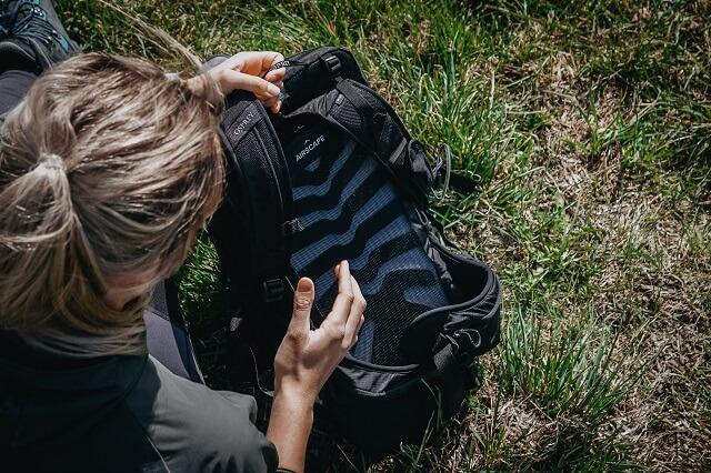 Die richtige Größe ist ein wichtiger Faktor bei der Wahl des besten Osprey Outdoorrucksack für deine Wanderungen 2021