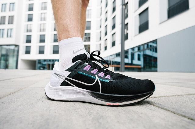 Keller Sports Pro Jan testet den neuen Nike Air Zoom Pegasus 38 Laufschuh für Damen und Herren 2021