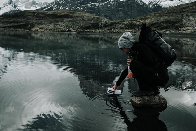Mit GRAYL Geopress Purifier Trinkflaschen hast du auf jeder Outdoor Tour sauberes Wasser in deiner Ausrüstung