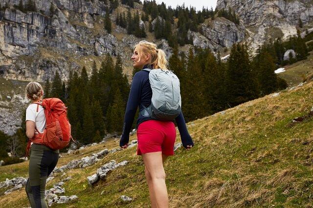 Ob Trekking Tagestour oder Trailrunning so findest du den perfekten Outdoorrucksack für deinen Sport