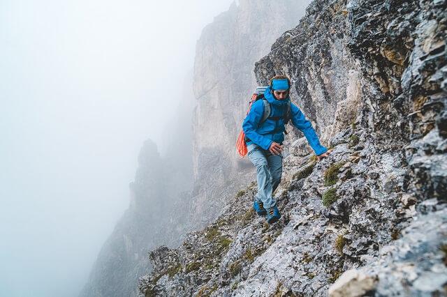 Alpinwandern