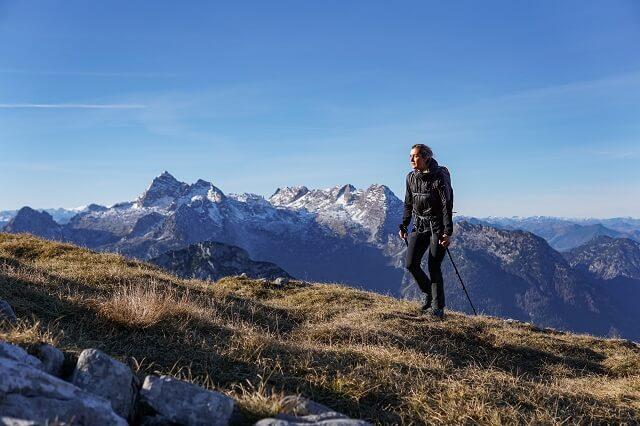 Hochtouren und Alpinwandern