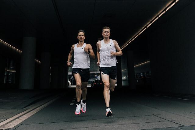 Mit dem Marathon Trainingsplan von nike und Keller Sports kannst du um neue Bestleistungen laufen