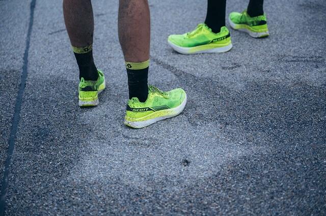 Mit den besten Scott Running Schuhen gehen die Teams beim BRAND CITY CLASH by KELLER an den Start