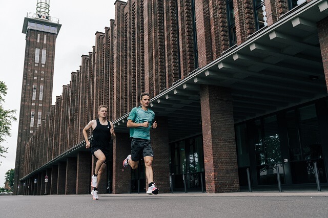 Mit unserem Marathon Trainingsplan und gezielten sMiles Challenges bereiten wir dich auf den Lauf Sommer 2021 vor