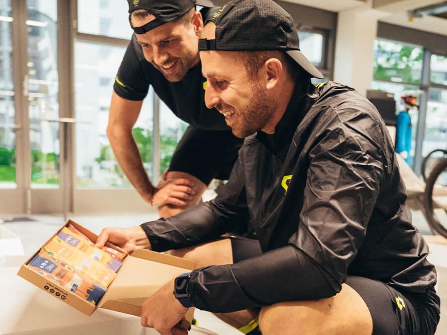 Ernährung im Wettkampf: Was Läufer essen sollten und wann