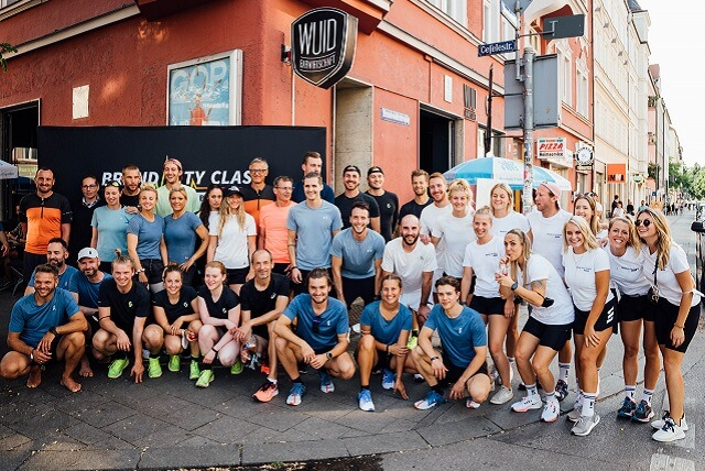Die Teams des Brand City Clash 2021 in München