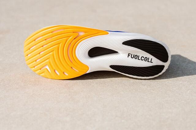 Die New Balance FuellCell Technologie verspricht viel Dynamik beim Laufen