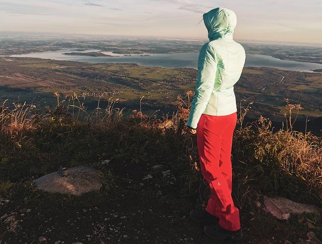 Die Schöffel Outdoorbekleidung überzeugt in unserem Active Hiking Test 2021
