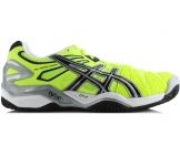 Asics - Tennisshoes Men Gel Resolution 5 Clay - Men tennis shoe