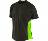 Nike - Running Shirt Miler SS UV - HO12 Men running apparel