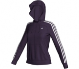 Adidas - Women Essentials 3 Stripes Hoody Jacket - Women Sport apparel