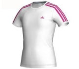 Adidas - Girls YG Core Tee - HW12 kids Sport apparel