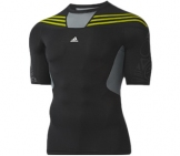 Adidas - Tech Fit Men Prep Seasonal Tee - HW12 Men Sport apparel