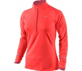 Nike - Running Shirt Women Element 1/2 Zip - Women running apparel