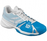 Wilson - Women tennis shoes Rush Clay Court Women tennis shoe