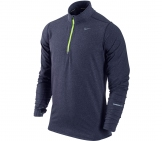 Nike - Laufshirt Herren Element 1/2 Zip - HO12 Men running apparel