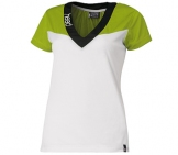 Head - Kids Maya Shirt V-Neck kids tennis apparel