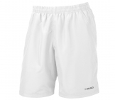 Head - Club Men Pants white Men tennis apparel