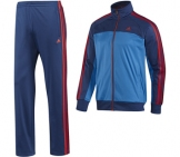 Adidas - Men Essentials 2 Stripes Tracksuit - HW12 Men Sport apparel