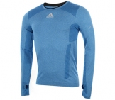 Adidas - Laufshirt Herren Sequencials Long Sleeve - Herren running apparel