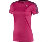 Adidas - Running Shirt Women Response SS - HW12 Women running apparel