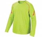 Saucony - Men Shirt Kinvara Long Sleeve - Men running apparel