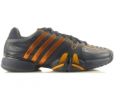 Adidas - AdiPower Barricade grey/gold - Men tennis shoe