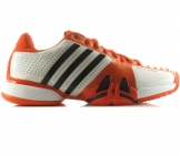 Adidas - Adipower Barricade white/red - Men tennis shoe