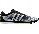 Adidas - Adipure Gazelle Men black/lime/silver - Men running shoe