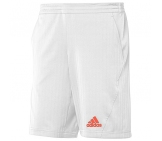 Adidas - Adipure Short white - SS12 Men tennis apparel