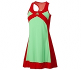 Adidas - Adizero Dress Women green - SS12 Women tennis apparel